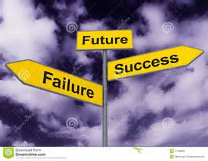 Failure success future
