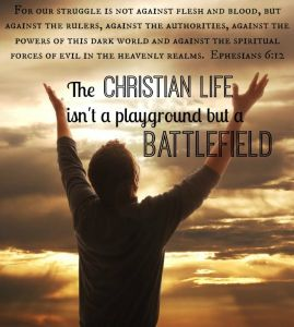 Ephesians 6 12