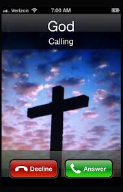 God Callin iPhone